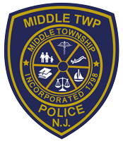 Middle Township Police Department Logo